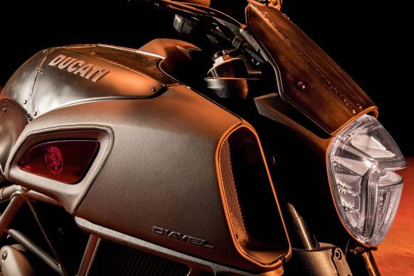 Ducati baru saja meluncurkan produk edisi terbatasnya. Ducati Diavel
