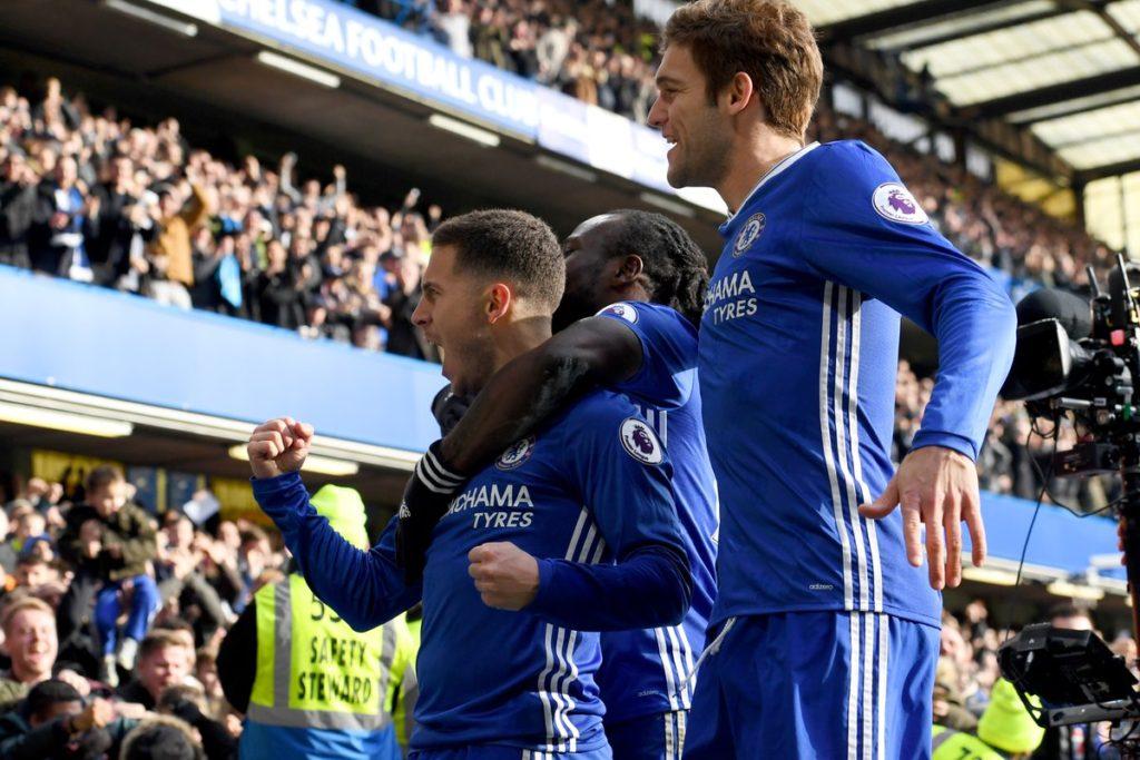 Chelsea semakin nyaman berada di puncak klasemen Premier League