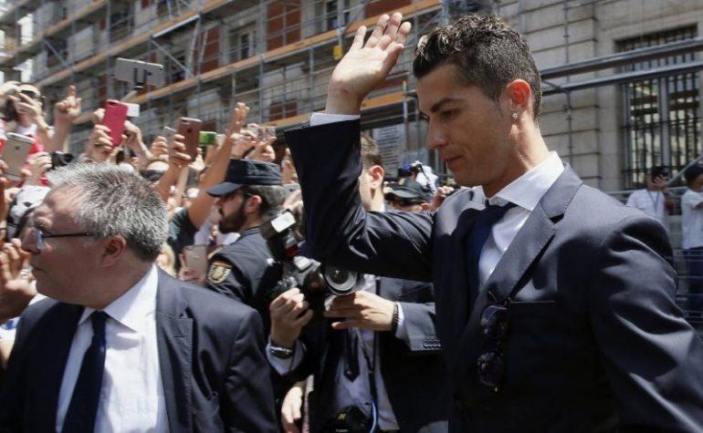 Pengakuan Mengejutkan Cristiano Ronaldo Dipengadilan