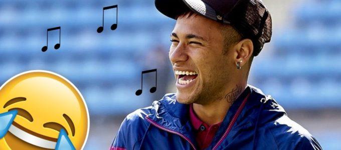 Satu Jam Bertanding, Neymar Dapat Rp 54 Juta