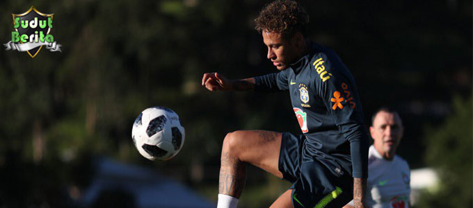 Neymar Sudah Mulai Sembuh Dan Siap Untuk Piala Dunia
