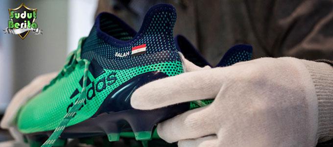 Sepatu Mohamed Salah Dipajang Di British Museum