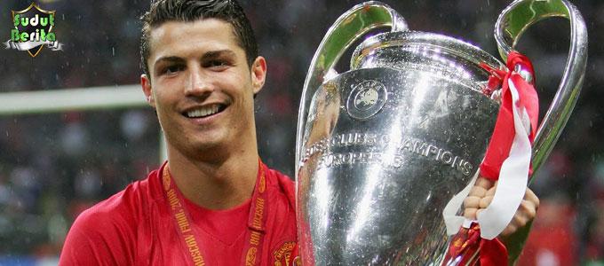 Final Lawan Liverpool, Ronaldo Dapat Dukungan Manchester United