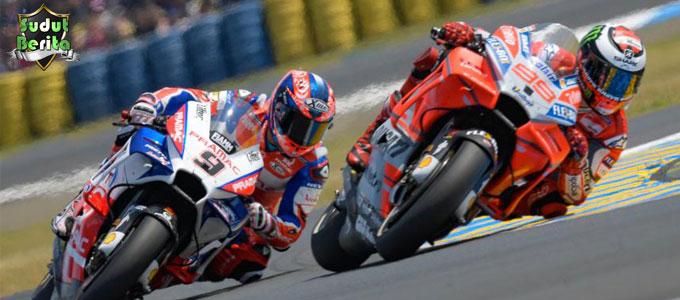 Gaji Kurang, Penyebab Lorenzo Tidak Pernah Maksimal Di Ducati